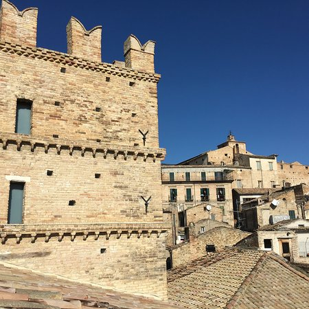 Penne, İtalya: Wolftour discover Abruzzo