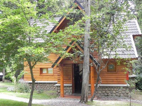 Bosque Dormido Cabanas & Spa: Cabaña