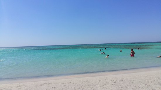 Balos Beach : Elafonisi