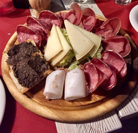 Restaurant La Pentola Dell'Oro : Cena