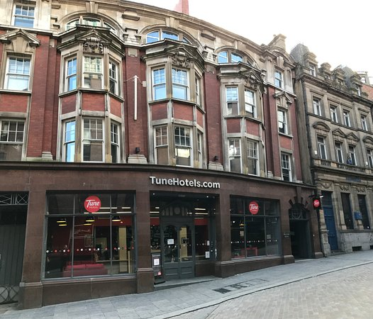 Cheap Hotel Rooms Newcastle