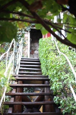 パブロ・ネルーダの邸宅 (ラ・チャスコーナ)