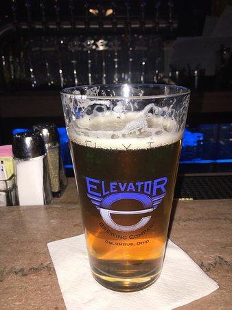Elevator Brewery & Draught: Bier ist gut