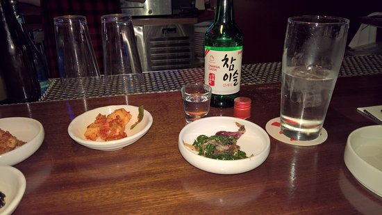 Photo of Asian Restaurant Insa at 328 Douglass St, Brooklyn, NY 11217, United States