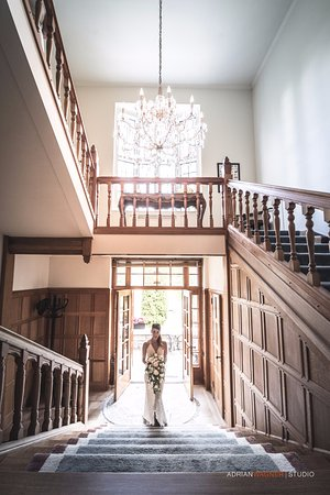 The Blaylock Mansion: Grand Entrance