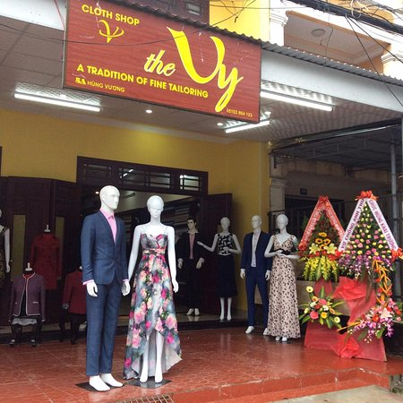The Vy Cloth Shop