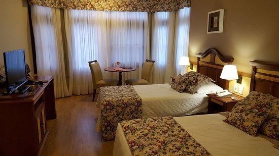 Hotel Recanto da Serra: apto luxo