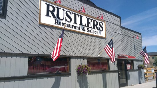Thayne, WY: Rustlers