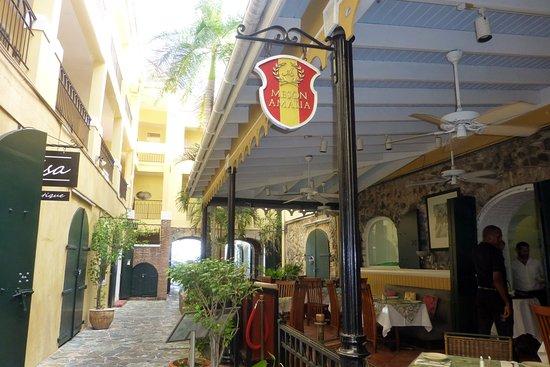 Amalia Cafe - Charlotte Amalie, Saint Thomas