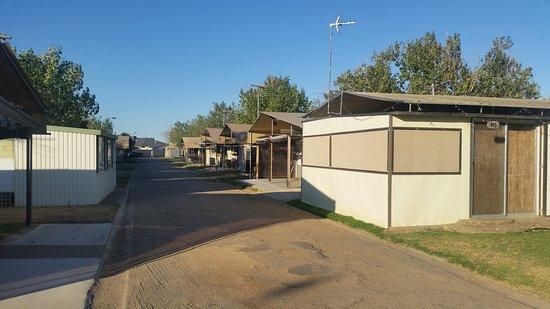 Mulwala, Australien: Part of the park