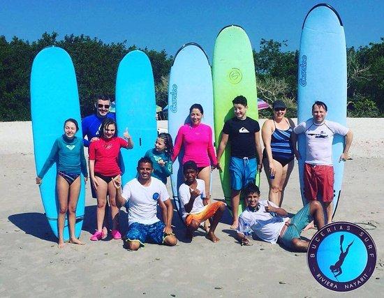 Bucerias Surf