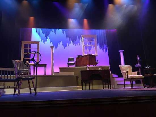 DeLand, FL: Driving Miss Daisy Stage