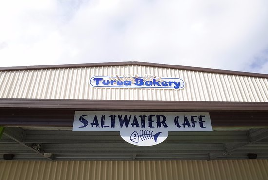 Saltwater Cafe: おしゃれ