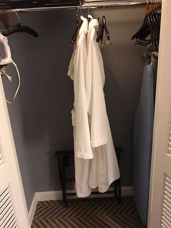 The Westshore Grand, A Tribute Portfolio Hotel, Tampa: Closet With Robe    Comfortable