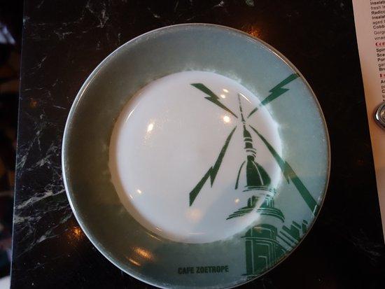 Photo of Italian Restaurant Cafe Zoetrope at 916 Kearny St, San Francisco, CA 94133, United States