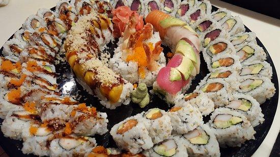 Oriental Palace & Sushi Bar: 20170301_180338_large.jpg