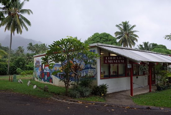 Cook Islands Library & Museum