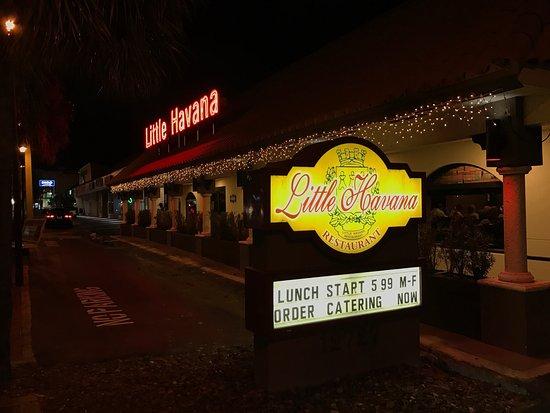 Photo of Caribbean Restaurant Little Havana Restaurant at 12727 Biscayne Blvd, North Miami, FL 33181, United States