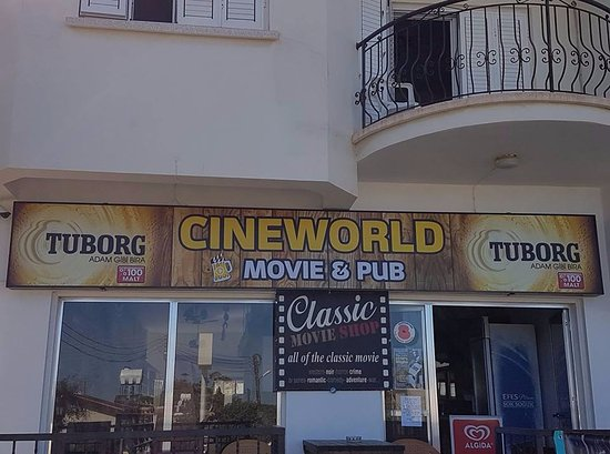 Cineworld Movie Pub