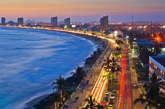Mazatlan City Sightseeing Tour...