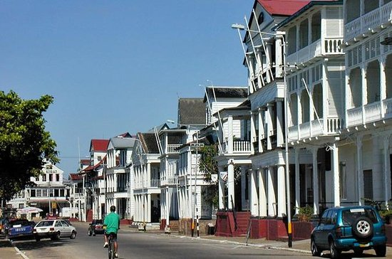 Paramaribo City Tour