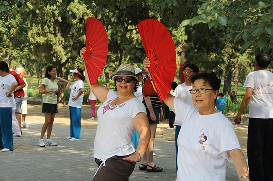 Temple of Heaven and Tai Chi Tour