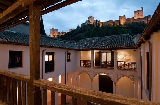 The Alhambra and Palaces of the...