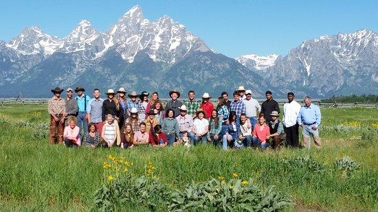 Moose, ไวโอมิง: Lost Creek Ranch Staff