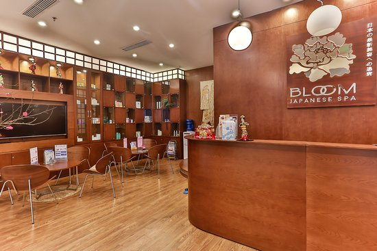 Bloom Spa - Spa Nhat Ban