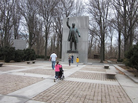 Photo of Monument / Landmark Theodore Roosevelt Island at Analostan Island, Washington, DC 20037, United States