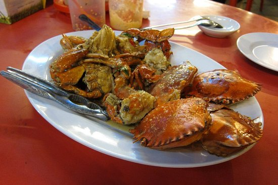 Welcome Seafood Restaurant: 招牌炒蟹