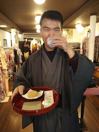 Ochachanokimono