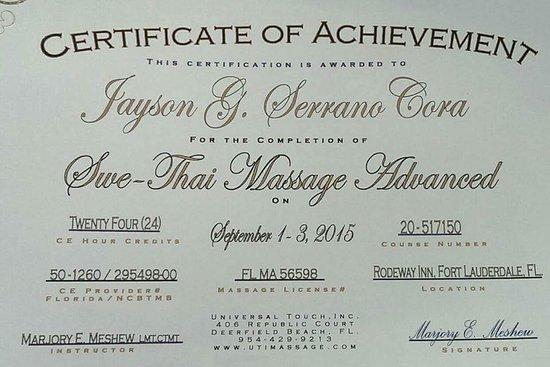 MY Medical & Sport Massage