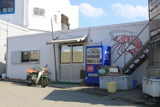 Oshima-gun Wadomari-cho, Japón: やまはた
