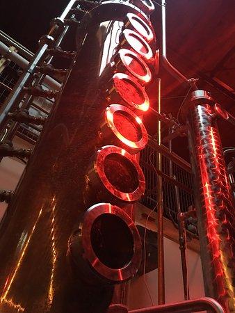 Valentine Vodka Distillery