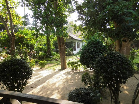 The Cottage Samui : sur la terrasse