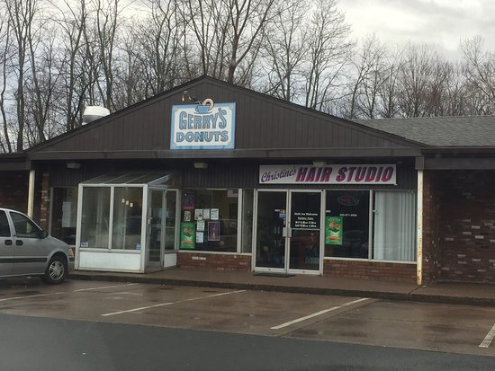 Ellington, CT: Gerry Donuts