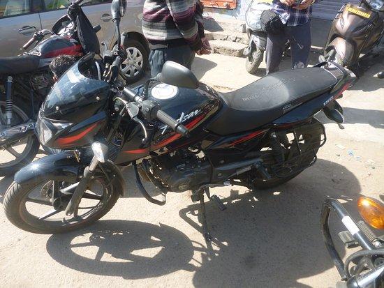 Bajaj Pulsar 150cc Picture Of Rajasthan Bikes Jaipur Tripadvisor