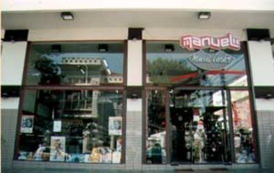 Manuel Music Center