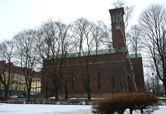 Paavalin Kirkko Helsinki
