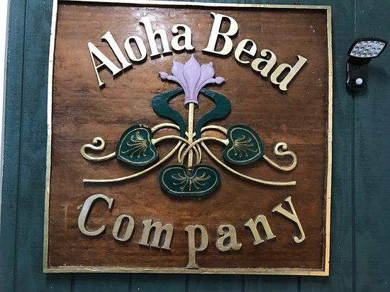 Paia, Hawaï: Shop Signage