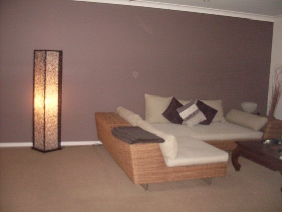 Kyogle, Australia: Comfortable Lounge Area