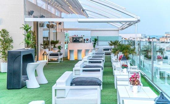 La Terraza Inglaterra Hotel Seville Menu Prices