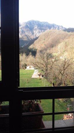 Hotel Rural El Torrejon: Despertarse y ver este paisaje no tiene precio....maravillosaludos vista y preciosa habitación n