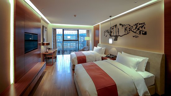 Holiday Inn Nanjing Xuanwuhu Lake