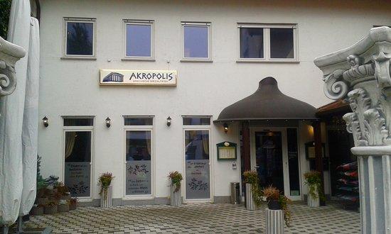 Restaurant Akropolis, Heusenstamm