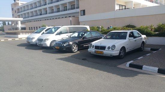 Demetris Taxi Cyprus Taxi
