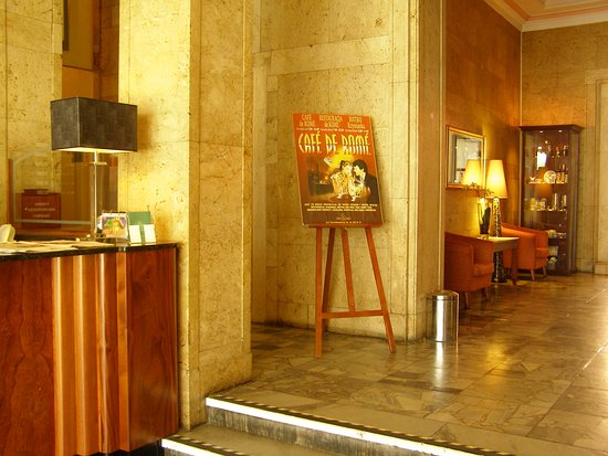 Rzymski Hotel : reception hall