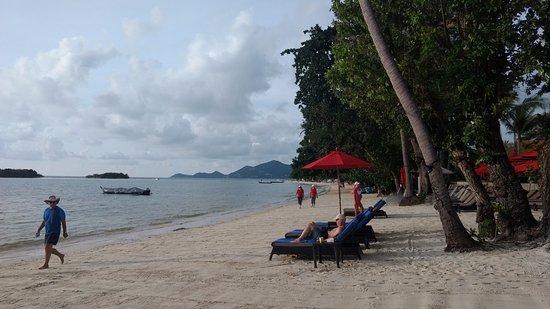 Amari Koh Samui : Beach  view to  the south