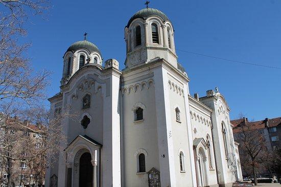 Temple Sveti Vmchk. Georgi Pobedonosets